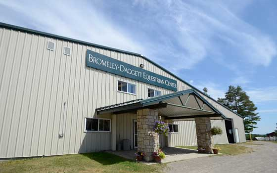 Bromeley-Daggett Equestrian Center