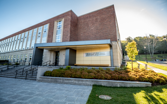 McMahon Engineering Building