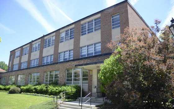 Myers Hall facility