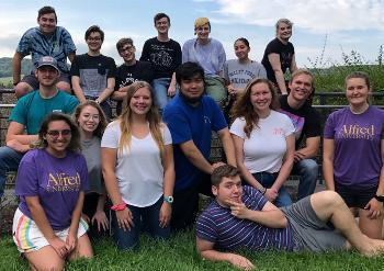 Alfred University Chamber Singers, Chorusto perform with Rochester Oratorio Society