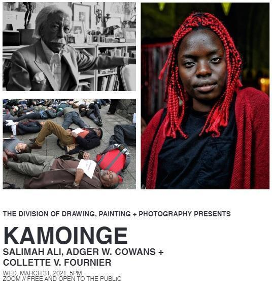 Kamoinge Collective featured in March 31 Visiting Artists discussion