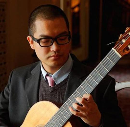 Guitar trio featuring adjunct instructor Ken Luk, to perform at Alfred University