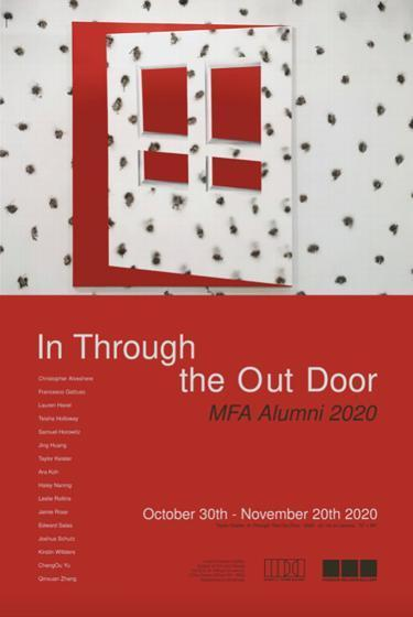 'In through the Out Door' opens today in Harder Hall galleries