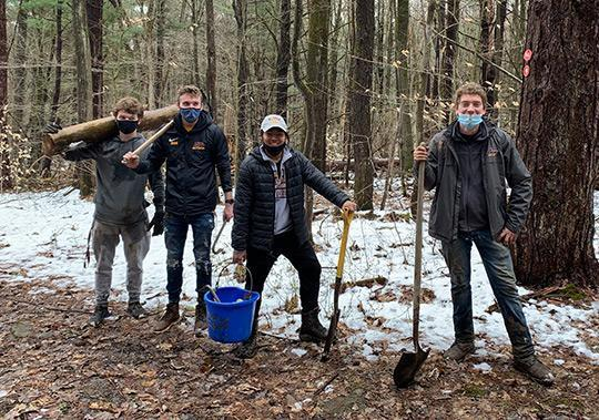 Alfred University and Alfred State College resume Spring Into Action Day of Service