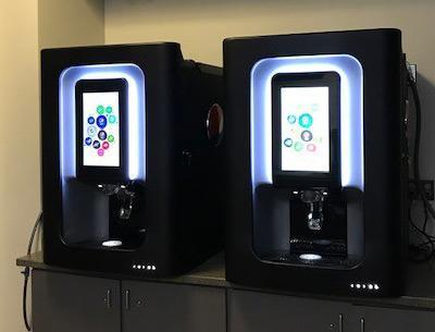 PepsiCo's state-of-the-art Spire 4.1 fountain drink dispensers will be installed in Powell Café.