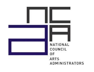 Lauren Lake voted Secretary of the National Association of Arts Administrators press release image