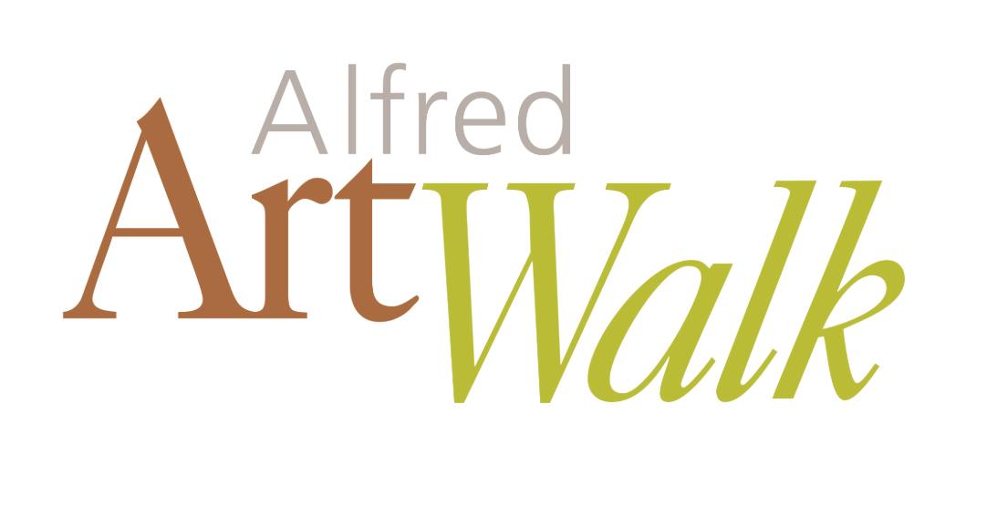2d1d1944bb71f Alfred Art Walk Logo