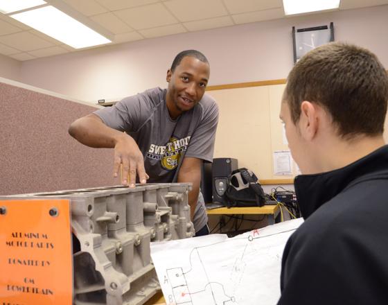 Mechanical Engineering | Alfred University