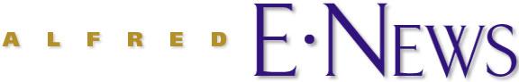 Alfred E-News