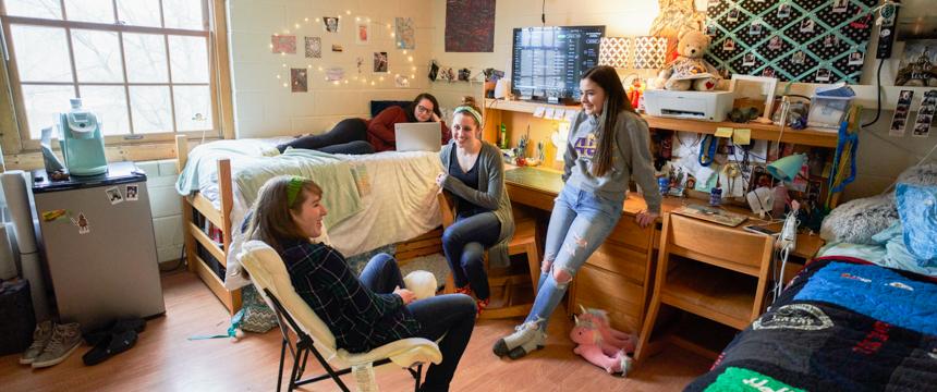 Residence Life Alfred University