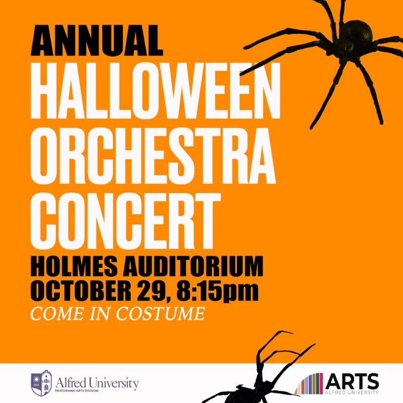 Halloween Performance poster